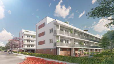 Wohnquartier in Laatzen