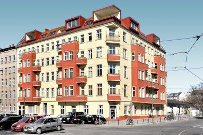 Berlin Revaler Straße – Ecke Marchlewskistraße