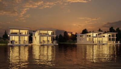 Floating Residence Ferchsaer See
